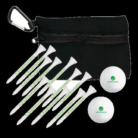 Callway Warbird 2.0 Golf Balls and Golf Tee Kit