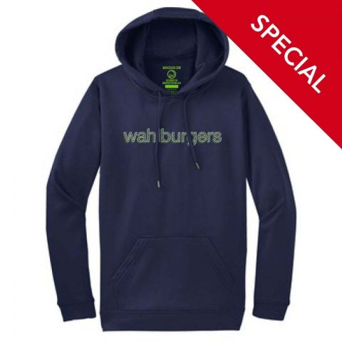 LAST CHANCE! Dri-Fit Fleece Hoodie